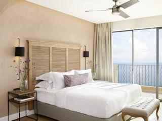 MarBella Nido Deluxe Suite Whirlpool Sea View