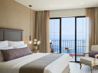 MarBella Nido Grand Terrace Junior Suite Sea View with Whirlpool