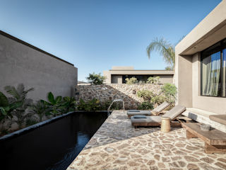 Domes Zeen Chania Tropical Open Plan Suite with Shared Pool