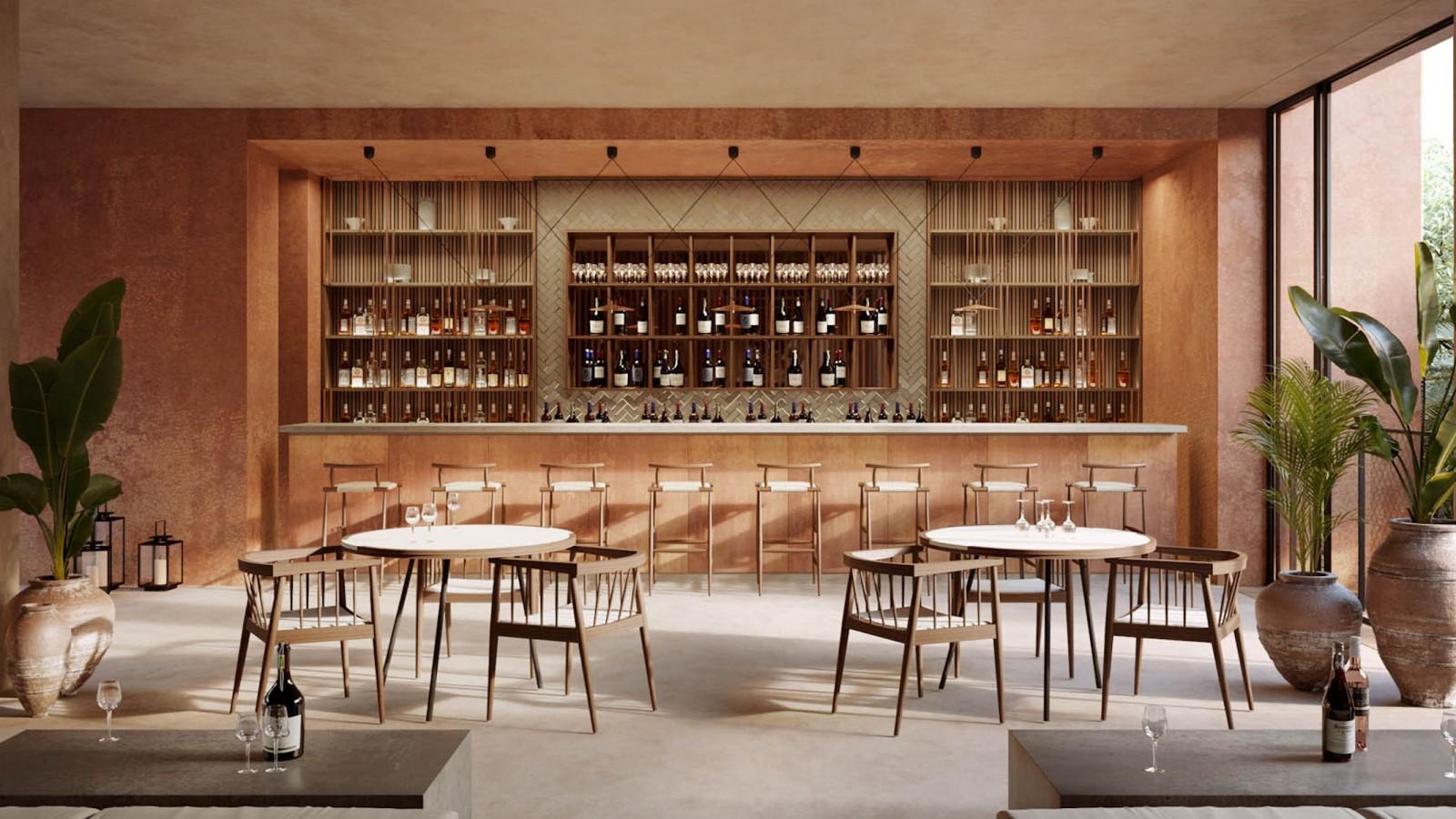 Domes of Corfu Lounge Bar