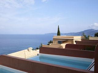 MarBella Nido Deluxe Junior Suite Private Pool Sea View
