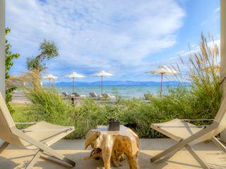 Domes Miramare Corfu Emerald Retreat Beachfront