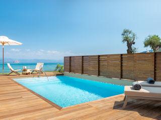 Domes Miramare Corfu Pavilion Suite Waterfront