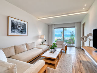 Domes Miramare Corfu Emerald Suite Beacfront