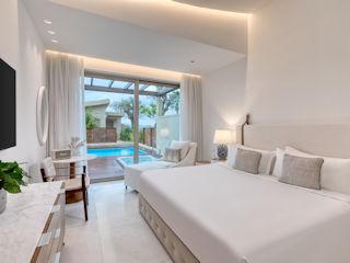 Domes Miramare Corfu Pavilion Suite