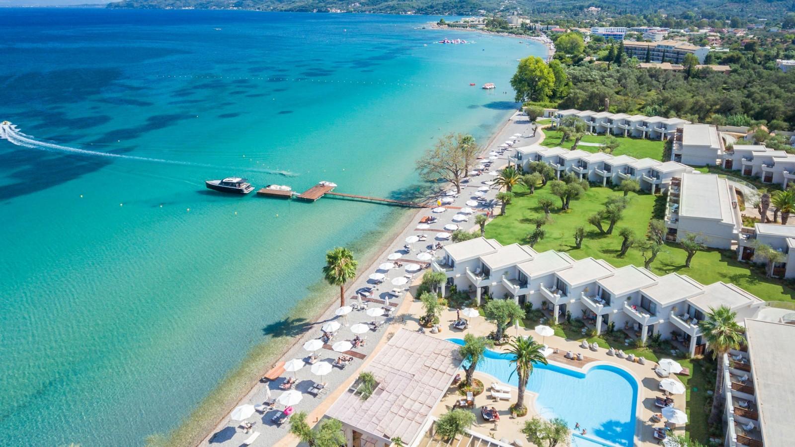 Domes Miramare Corfu