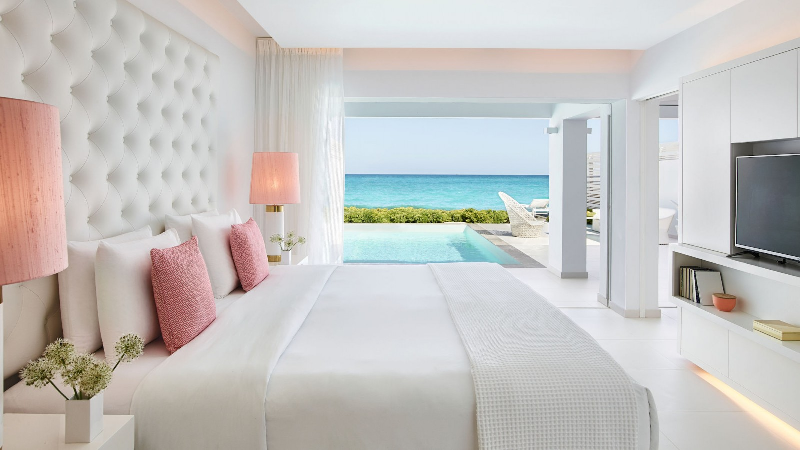 LUX ME White Palace Villa Luxe Yali Seafront With Private Pool